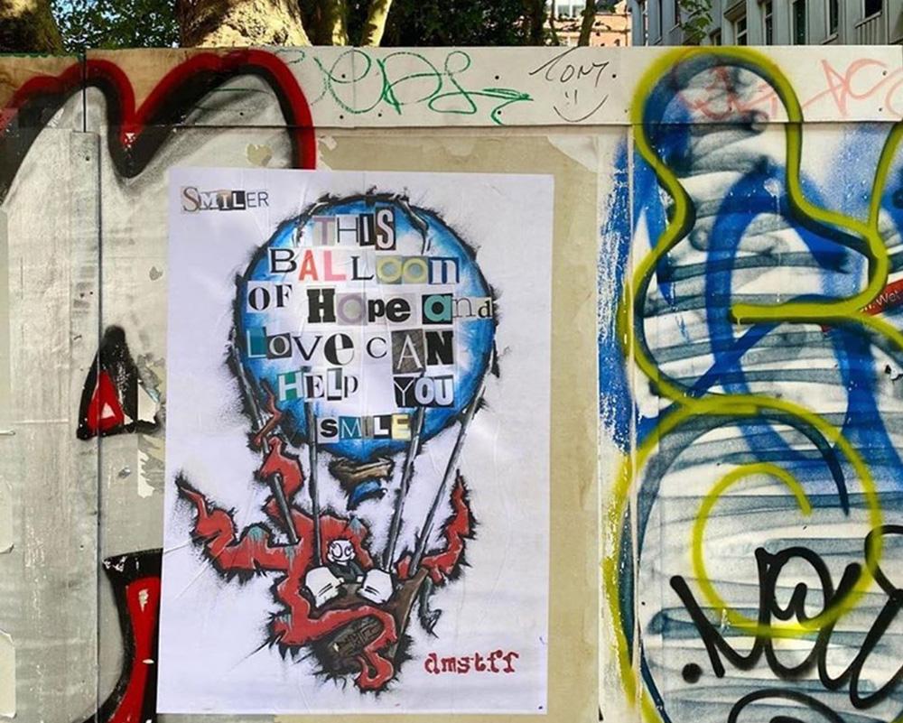 smiler street artist opera muro